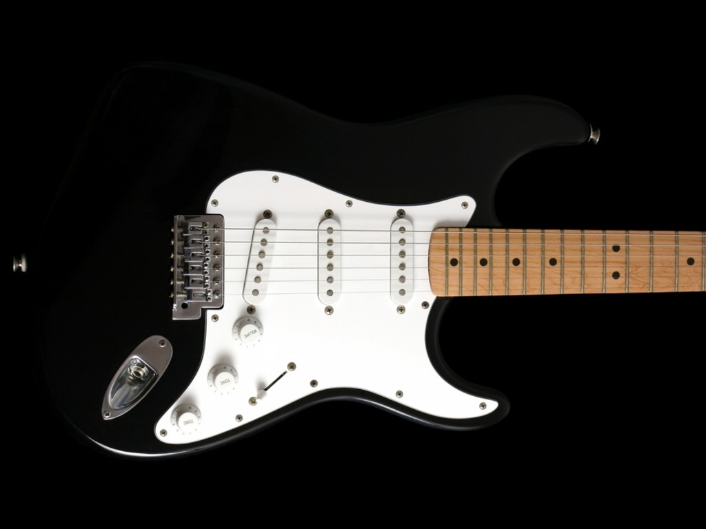 list of media the electric guitar. Black Bedroom Furniture Sets. Home Design Ideas